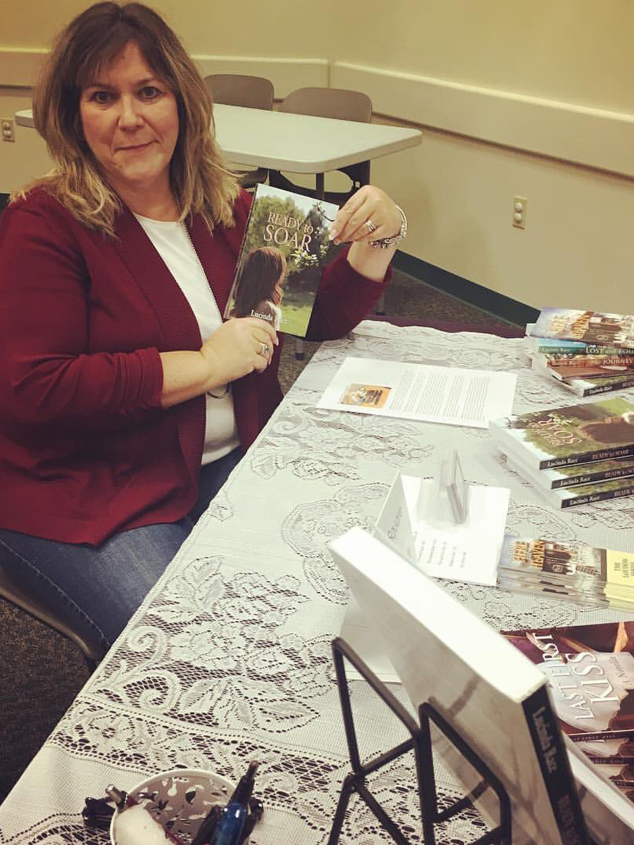 East Greenbush Library Indie Author Day