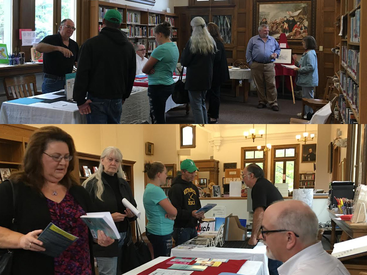 Sherburne Public Library Indie Author Day